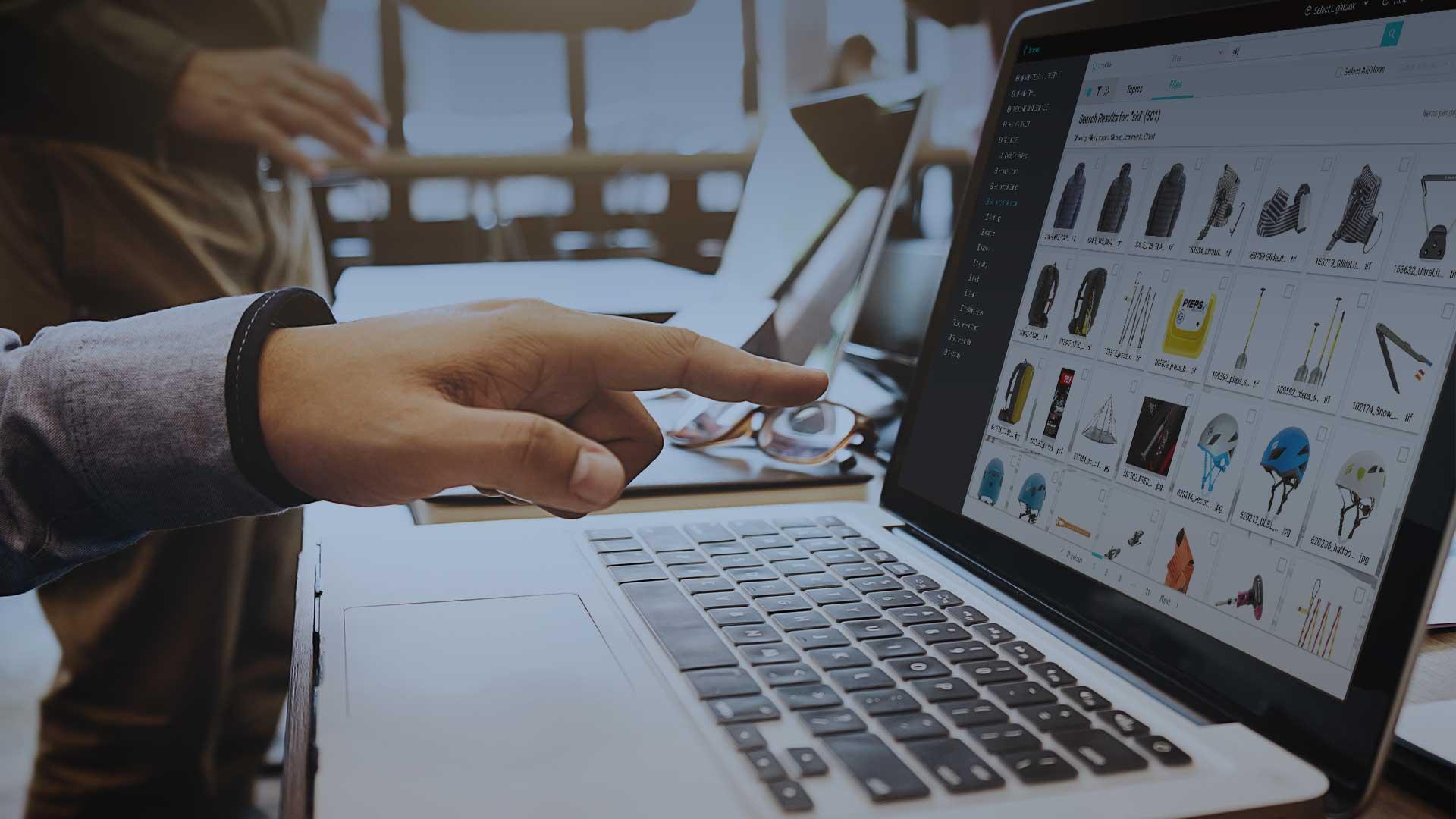 Amplifi Digital Asset Management Software