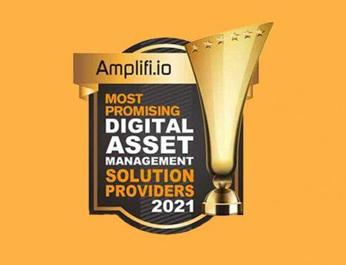 Amplifi.io wins Most Promising (DAM) Solution Providers Award 2021